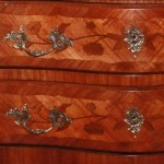19th Century Commode Close Up
