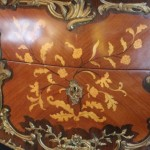 French Commode Close Up