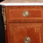 French Commode Details