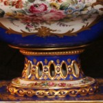 Paris Figured Vase Close Up of Base