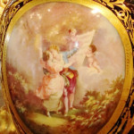 French Urn Close Up of Painting