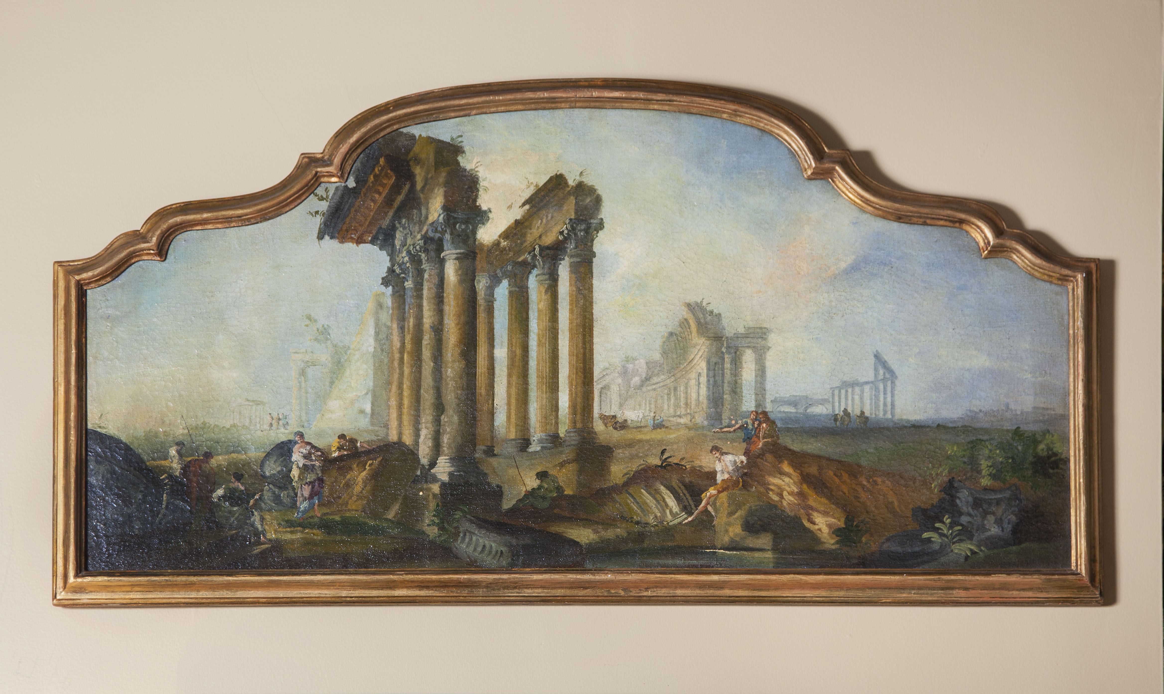 Early 19th Century Oil Painting