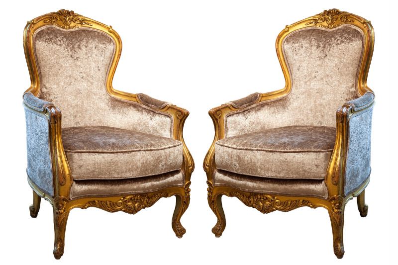 Giltwood Chairs